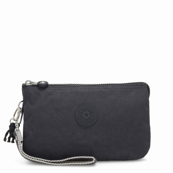 Kipling CREATIVITY XL NIGHT GREY