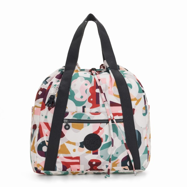 Kipling ART BACKPACK M MUSIC PRINT