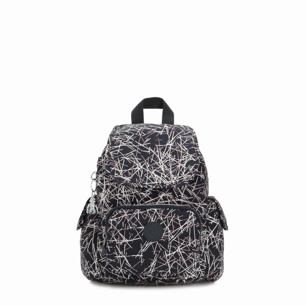 batoh mini modrý Kipling CITY PACK MINI NAVY STICK PR